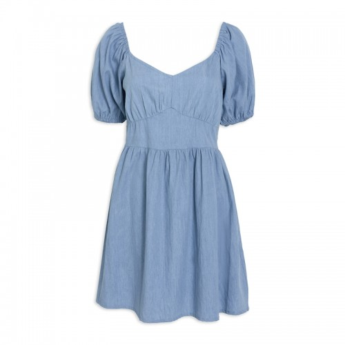 Denim Pierre Dress -
