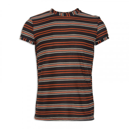 Stripe T - Shirt -