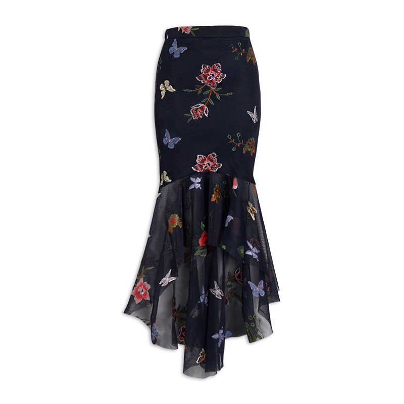 navy floral fis -