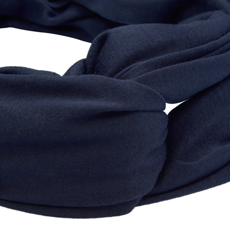 Navy Single Layer Snood -
