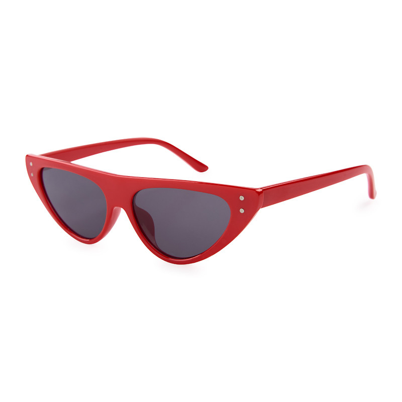 Red Cateye Sunglasses -