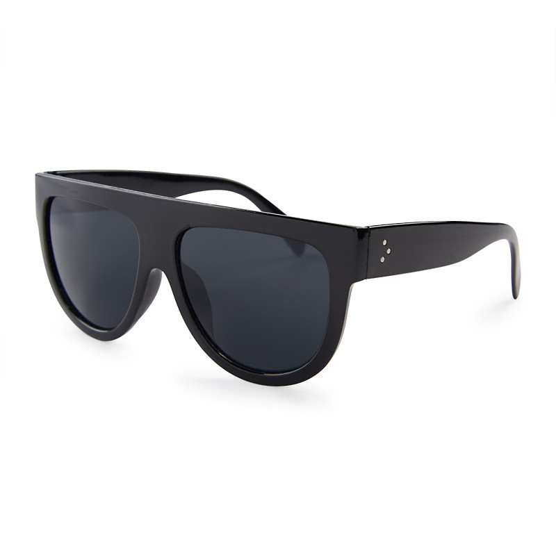 Black Luxe Sunglasses -