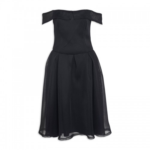 Black Party Dress -