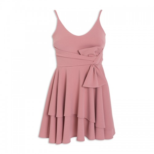 Rose Bow Dress -