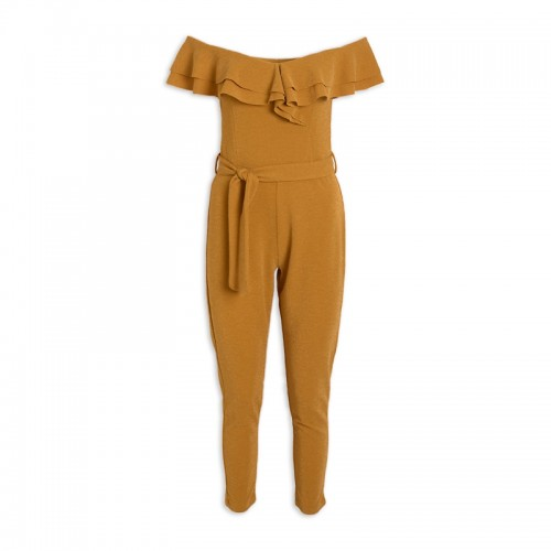 Curry Sparkle Jumpsuit -