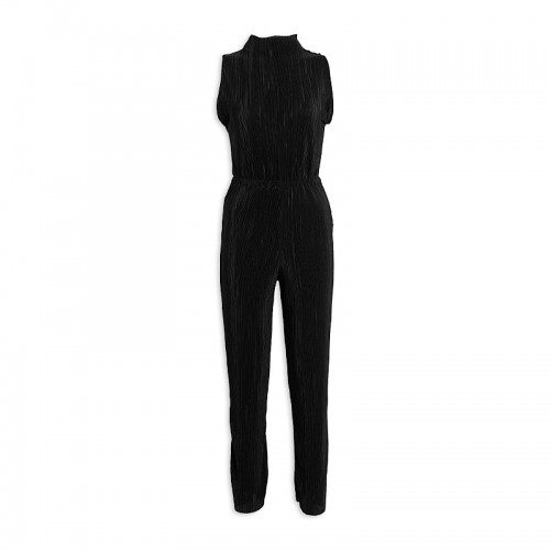 Black Funnel Jumpsuit -