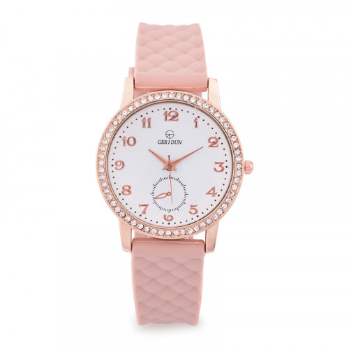 Nude Diamante Watch -