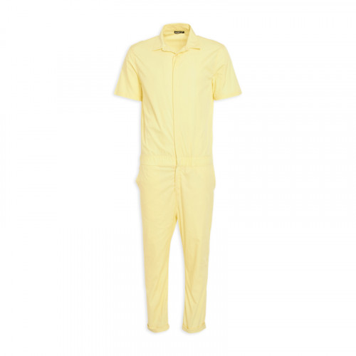 Yellow Flightsuit -