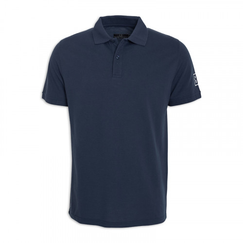 Navy Short/Sleeve Golfer -