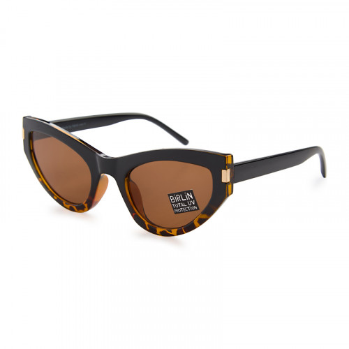 Tort Cateye Sunglasses -