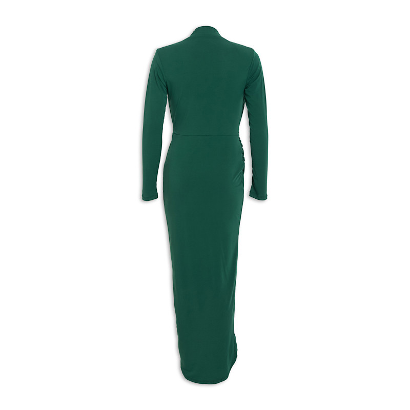Emerald Bon Bon Life of the Party Dress -