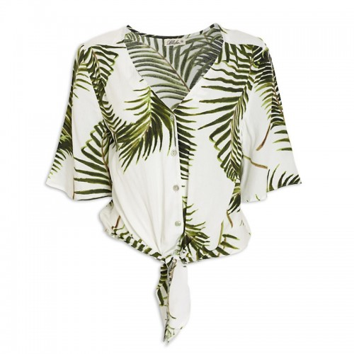 Green Leaf Shirt -