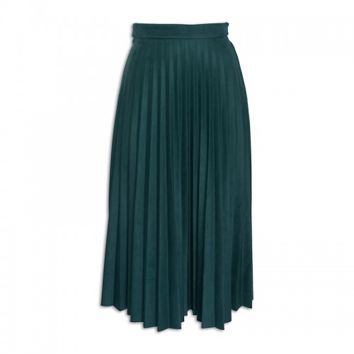 Fir Pleated Skirt -