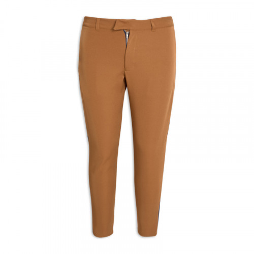 Tobacco Zip Pants -
