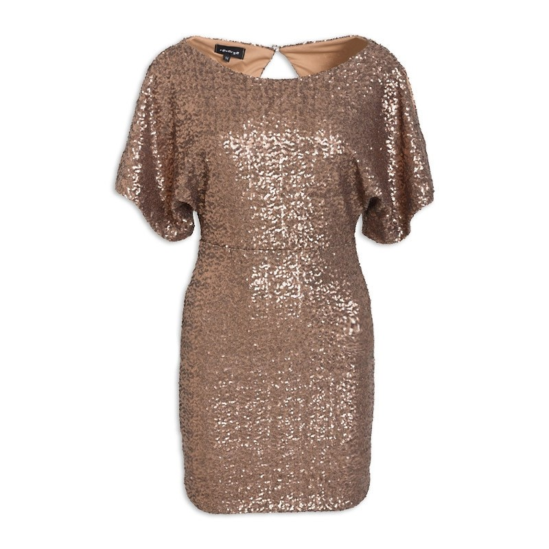 Matt Gold Dress -