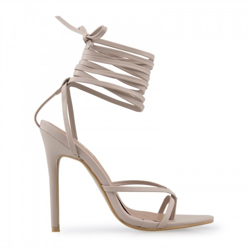 Nude Toe Post Sandal -