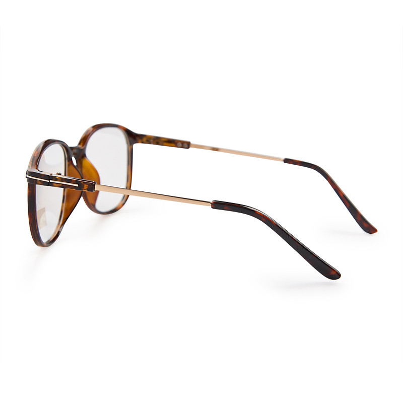 Brown Tort Nerd Sunglasses -