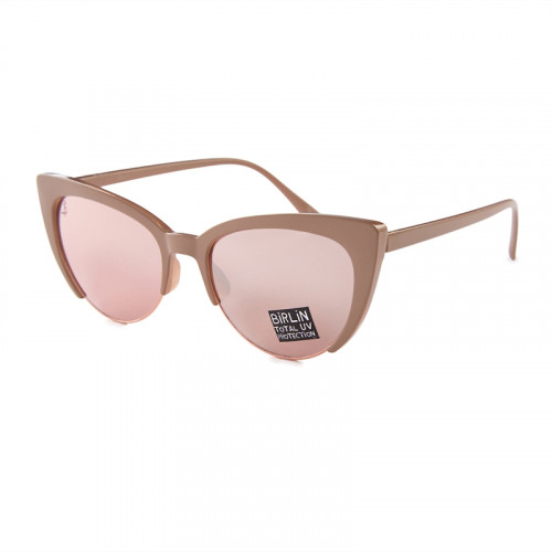 Nude Cateye Sunglasses -