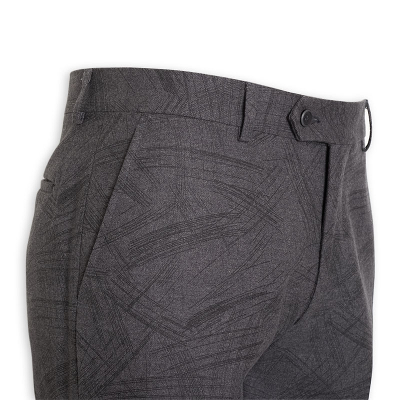 Brush Stroke Trouser -