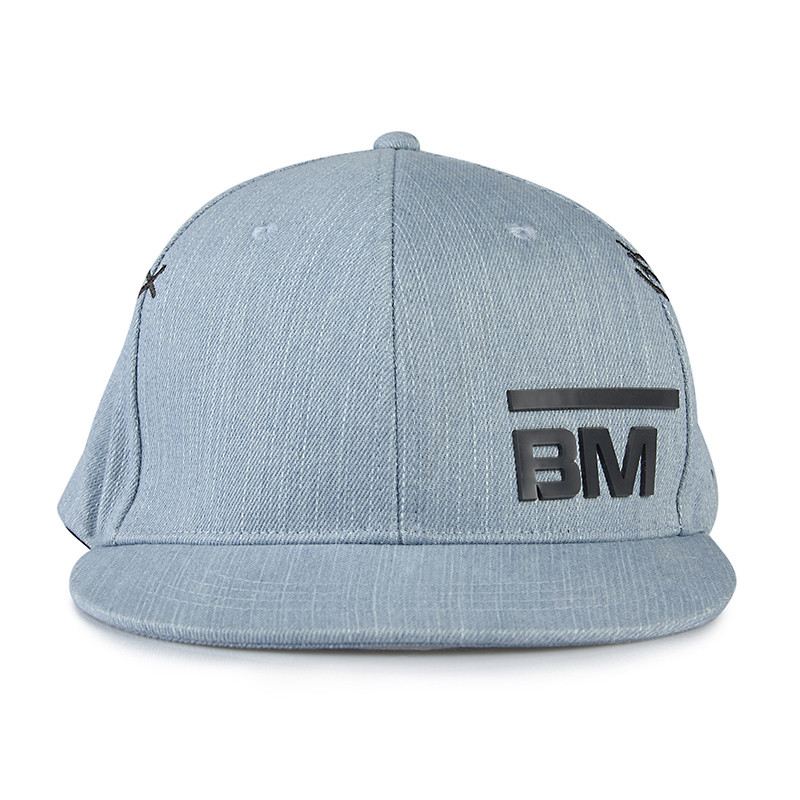 Denim Baseball Cap -