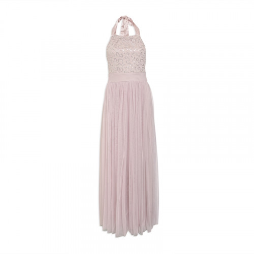 Moonbeam Tulle Maxi Dress -