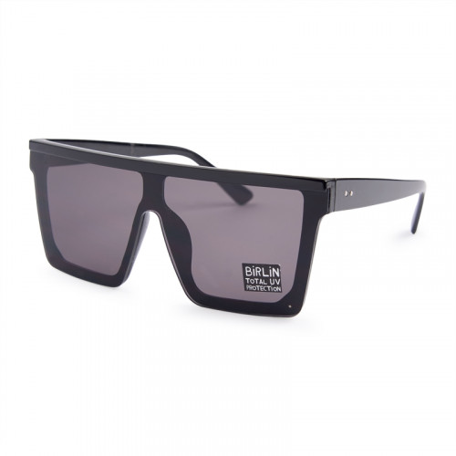 Black Square Sunglasses -