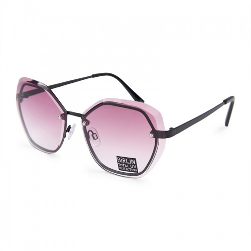 Lavender Metal Sunglasses -