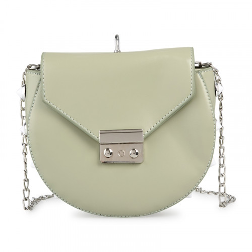 Mint Stud Detail Bag -