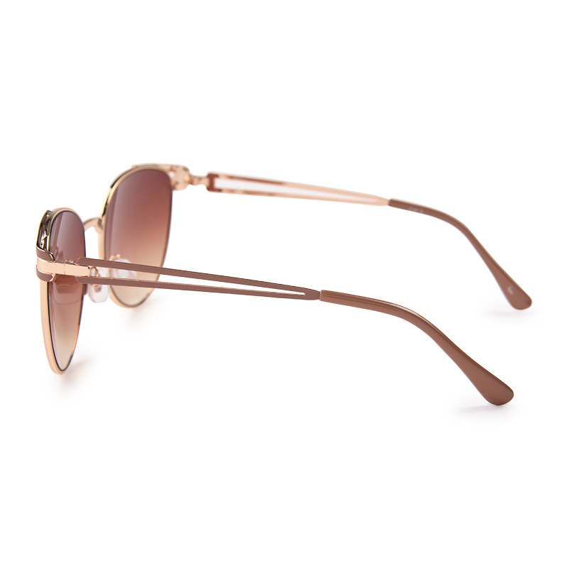 Pink Temple Sunglasses -