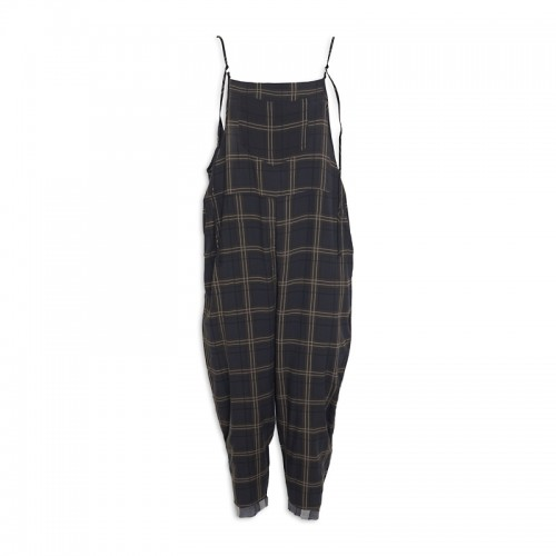 Fatigue Check Dungaree -