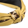 Yellow Animal Headband -