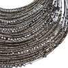 Cascading Seedbead Necklace -