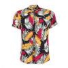 Tulip Floral Short Sleeve Shirt -