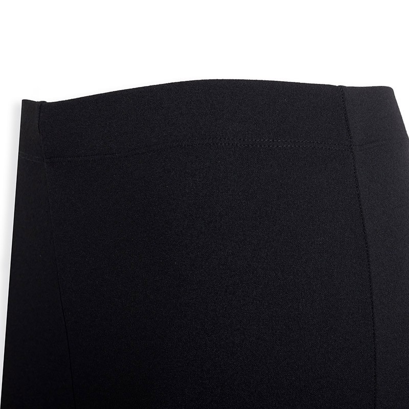 Black Cycling Shorts -