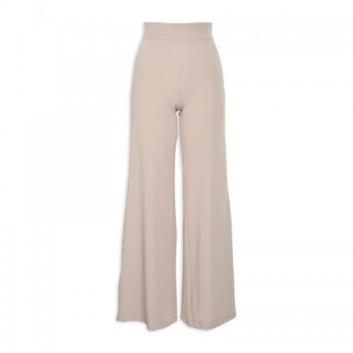Beige Wide Legged Pants -
