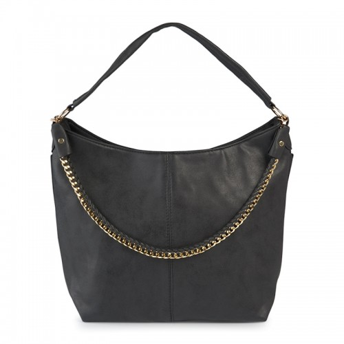Black Chain Hobo -