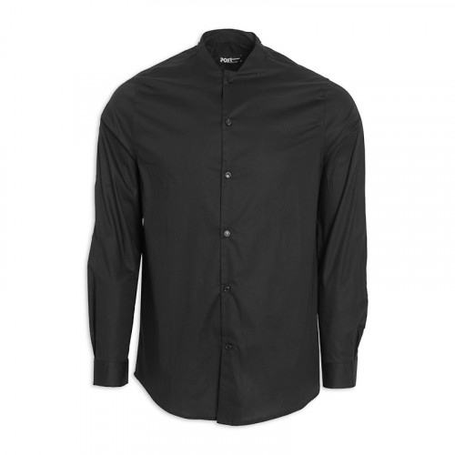 Black Long Sleeve Shirt -