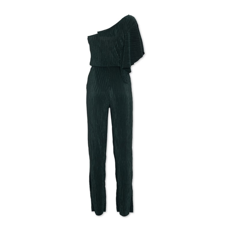 Pacific Pleated Jumpsuit -