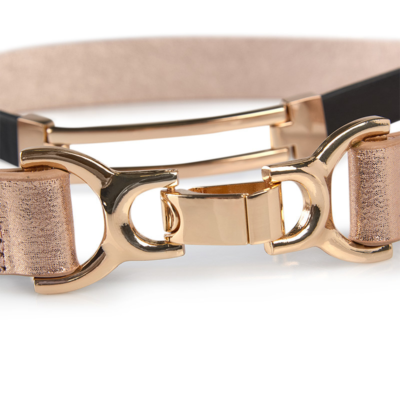 Black and Gold 2Pack Belt -