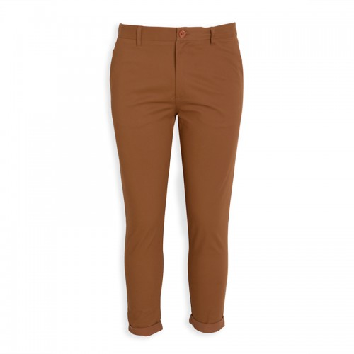 Brown Chino Pants -