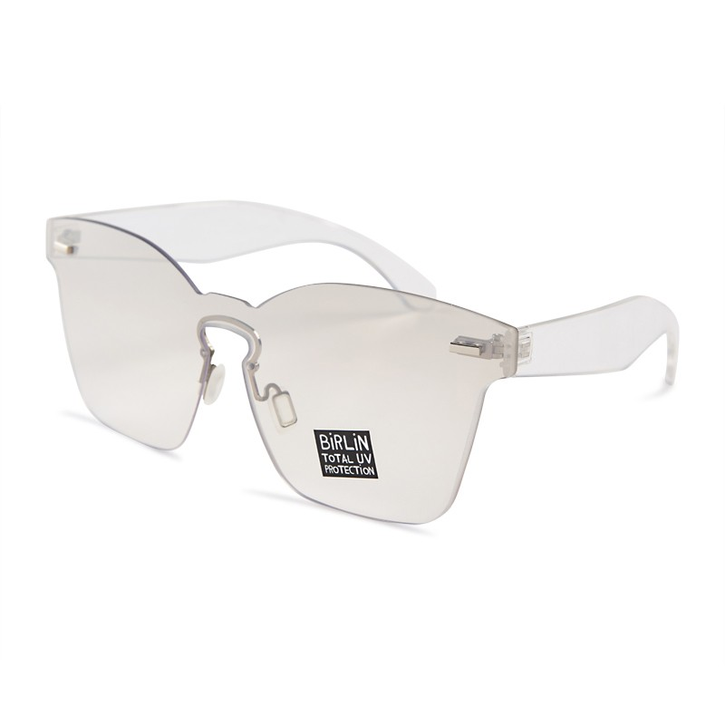 07b19917414 Clear Shield Sunglasses - Eyewear