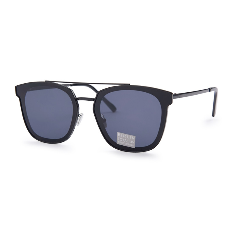 Black Frame Sunglasses -
