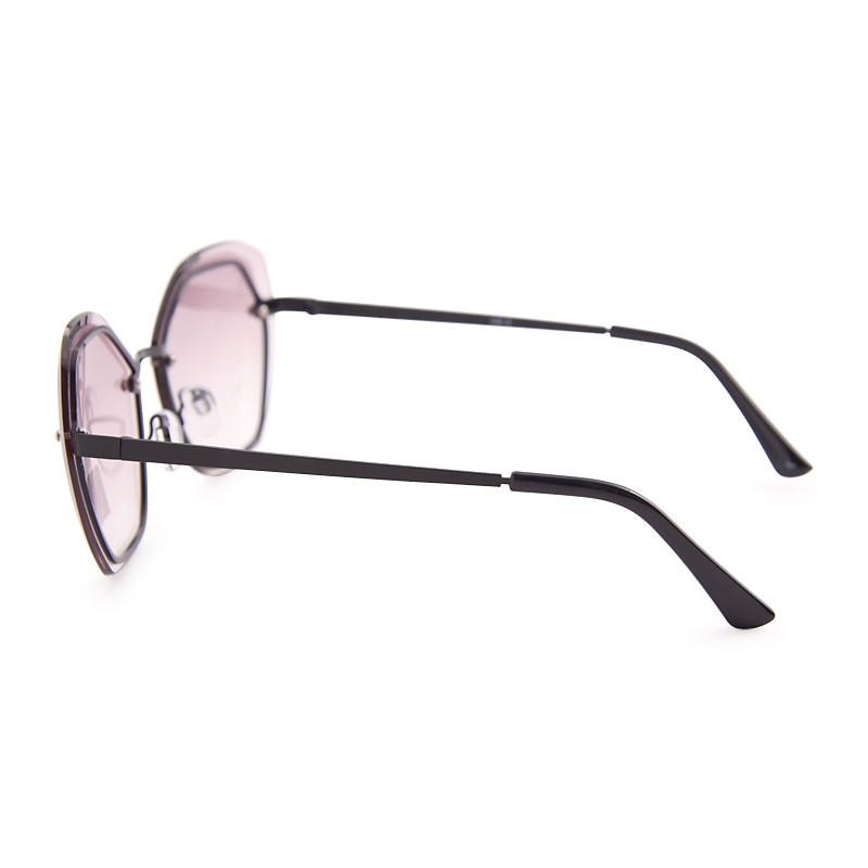 Black Lavender Sunglasses -