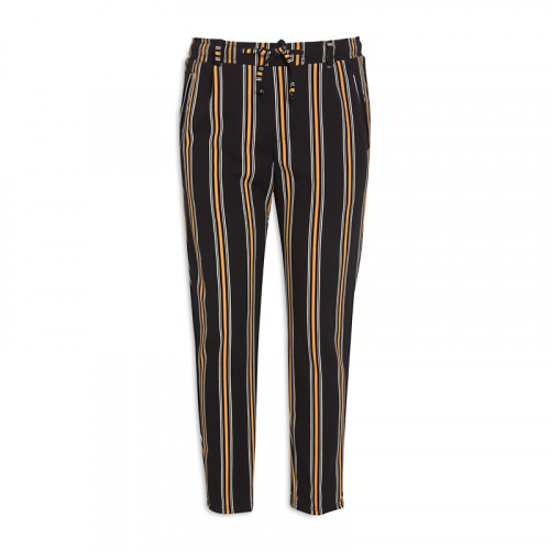 Mustard Stripe Pants -