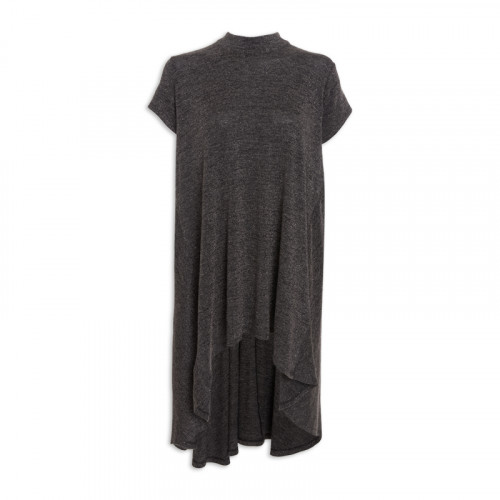 Black Lurex Dress -