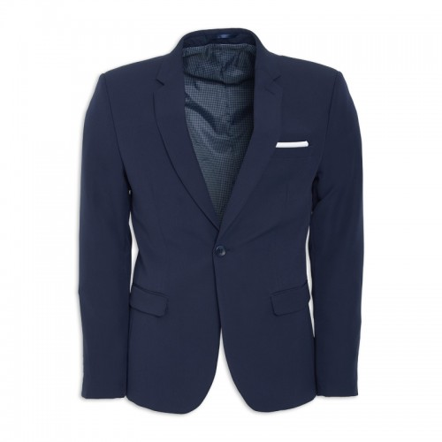 Navy Formal Blazer -