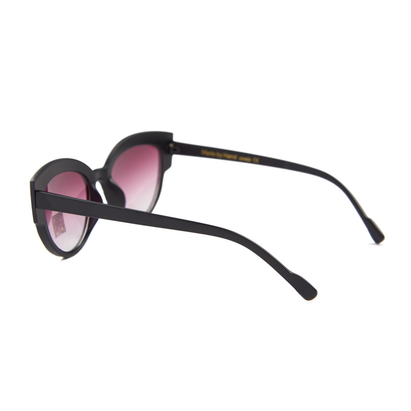 Black Statement Sunglasses -