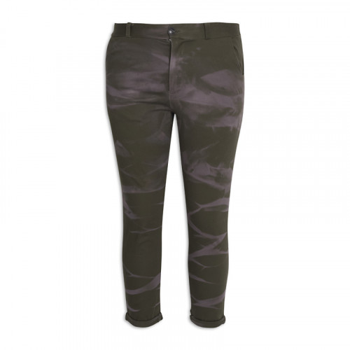 Acid Dye Chino Pants -