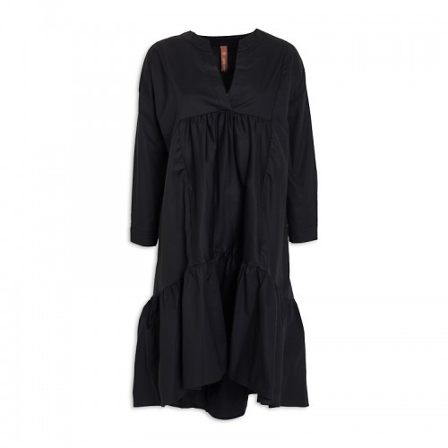 Black Tunic Shirt -