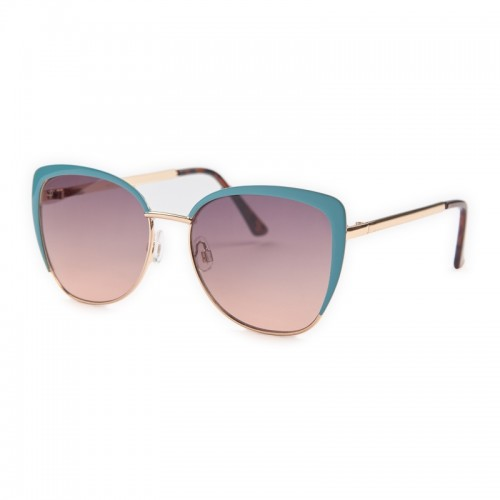 Sage Metal Sunglasses -